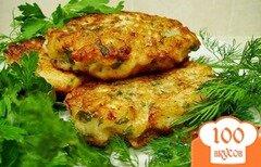Фото рецепта: «Биточки из куриного филе»