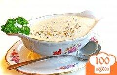 Фото рецепта: «Грибной соус с сыром»