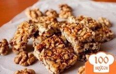 Фото рецепта: «Козинаки из грецких орехов»