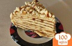 Фото рецепта: «Торт-минутка в духовке»