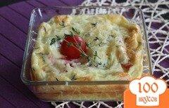 Фото рецепта: «Сырная фриттата»