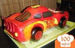 """Фото рецепта: «Торт """"Машина""""»"""