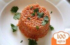 Фото рецепта: «Рис в утятнице»