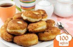 Фото рецепта: «Жареные пирожки с картошкой»