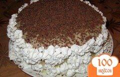 "Фото рецепта: «Тортик ""Mинутка""»"