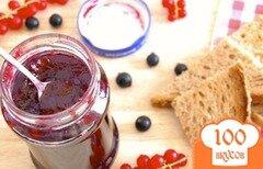 Фото рецепта: «Варенье из смородины с желатином»