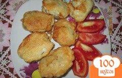 Фото рецепта: «Жареный хек в кляре»