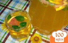 Фото рецепта: «Лимонад грейпфрутовый»