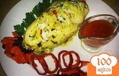 Фото рецепта: «Куриное филе с остринкой»