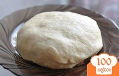 Фото рецепта: «Тесто для чебуреков хрустящее»
