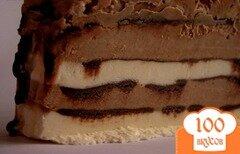 Фото рецепта: «Холодный торт без выпечки»