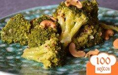 Фото рецепта: «Капуста брокколи на пару»