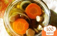 Фото рецепта: «Волнушки маринованные»