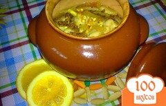 Фото рецепта: «Куриное филе с апельсином»