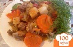 Фото рецепта: «Овощное рагу в мультиварке»