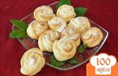 Фото рецепта: «Печенье «Розочки»»