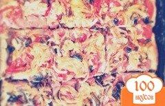 Фото рецепта: «Пицца домашняя))»