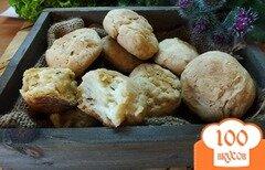 Фото рецепта: «Пресные кавказские булочки»