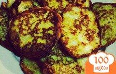 Фото рецепта: «Банановые сырники»