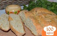 Фото рецепта: «Хлеб в мультиварке без дрожжей»