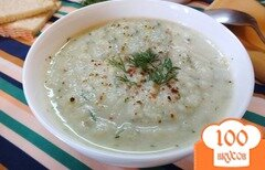 Фото рецепта: «Летний крем-суп из сельдерея»