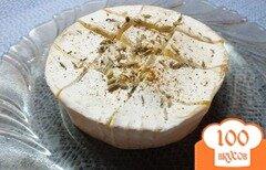Фото рецепта: «Камамбер запеченный с травами и специями»