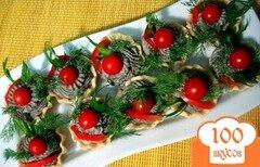 Фото рецепта: «Тарталетки с грибной начинкой»