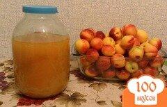 Фото рецепта: «Нектариновый напиток»