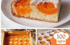 Фото рецепта: «Абрикосовый пирог»