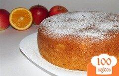 Фото рецепта: «Воздушный пирог в мультиварке»