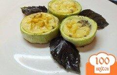 Фото рецепта: «Кабачковые зразы с яйцом»