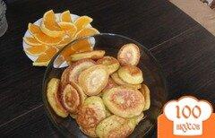 Фото рецепта: «Апельсиновые оладьи»