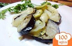 Фото рецепта: «Слоеная овощная запеканка»