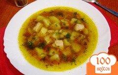 Фото рецепта: «Гречневый суп с мясом»