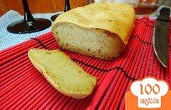 Фото рецепта: «Хлеб на виски»
