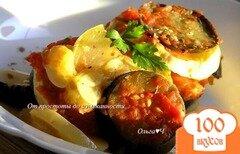 Фото рецепта: «Овощи по-гречески (в мультиварке)»