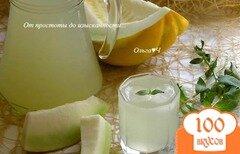 Фото рецепта: «Дынный лимонад с мятой»