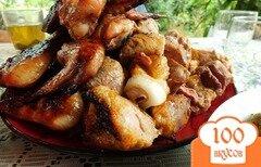 Фото рецепта: «Шашлык из свинины с анисом»