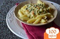 Фото рецепта: «Сливочно-овощной соус к пасте»