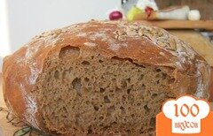 Фото рецепта: «Воздушный хлеб в духовке»