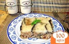 Фото рецепта: «Мусака с баклажанами»