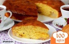 Фото рецепта: «Пирог с грушами»