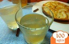 Фото рецепта: «Имбирно-анисовый компот из груш и яблок»