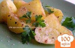 Фото рецепта: «Картофель с итальянскими травами»