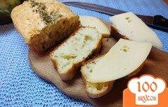 Фото рецепта: «Розмариновый хлеб на сухих дрожжах»