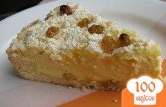 Фото рецепта: «Воздушный творожный пирог»