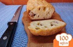 Фото рецепта: «Мягкий хлеб с бананом»