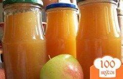 Фото рецепта: «Варенье из яблок быстрое и живое»