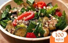 Фото рецепта: «Салат из кабачков и сладкого перца»