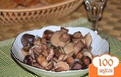 Фото рецепта: «Маринованные маслята на зиму»